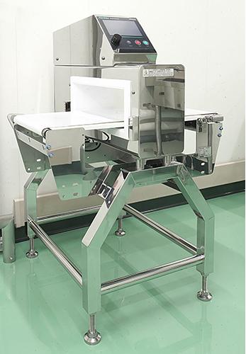 アンリツ社製金属検出器
