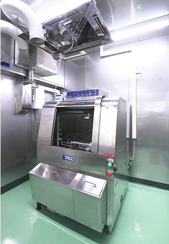 クレオ社製洗浄機